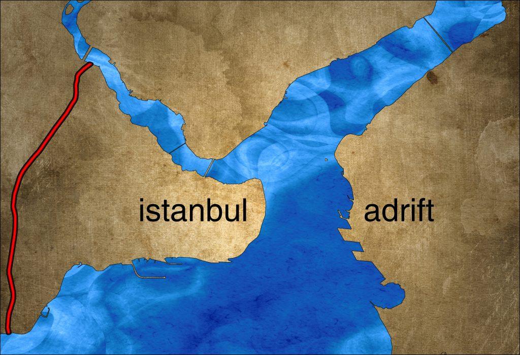 Istanbul Adrift