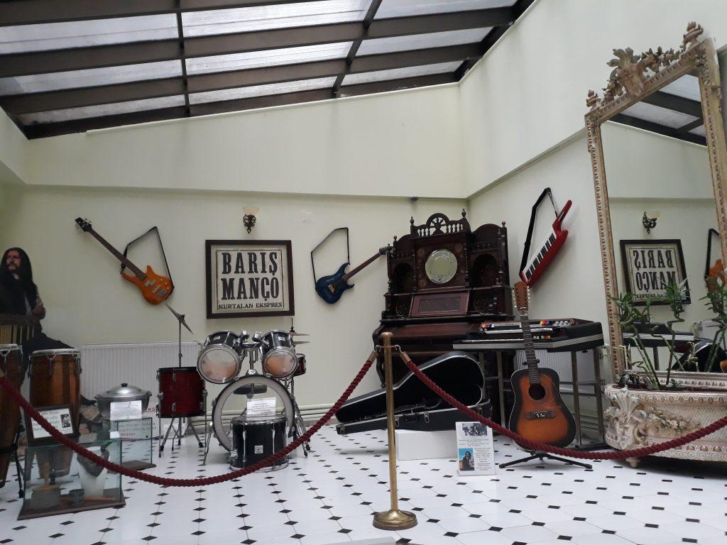 Discovering Barış Manço Museum