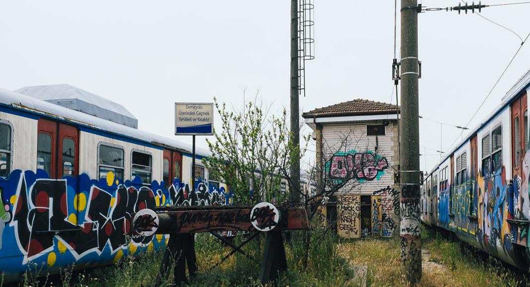 Haydarpa�a Terminal and Rail Yard