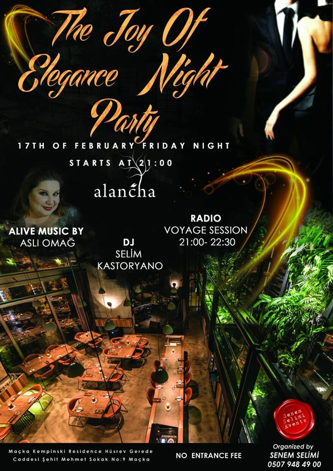 The Joy Of Elegance Party