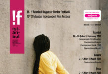16th !f Istanbul Independent Film Festival Preview