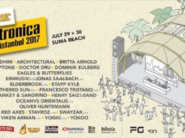Electronica Fest Istanbul 2017