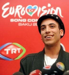 TURKIYE'NIN EUROVISION SARKISI BELLI OLDU