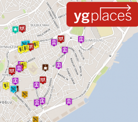 Yabangee Places