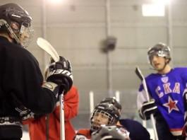 Koc university hockey team