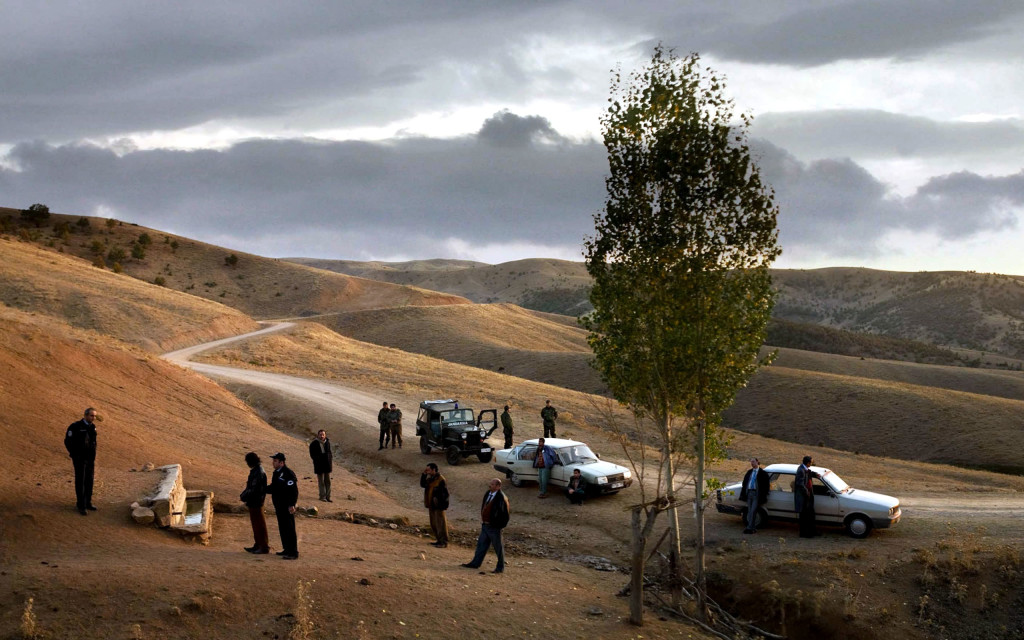 A still from Once Upon a Time in Anatolia (Nuri Bilge Ceylan)