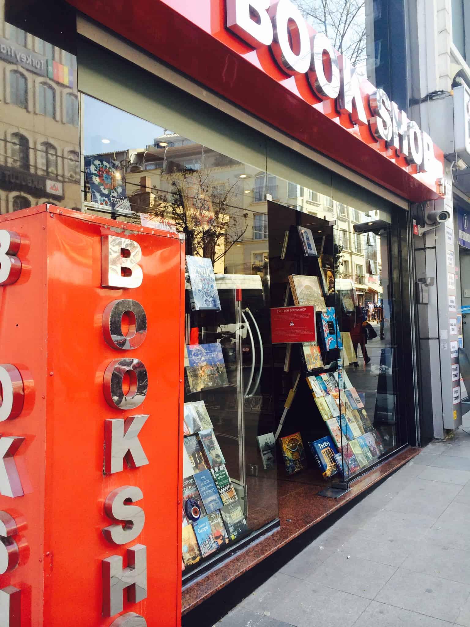 Galeri Kayseri English Bookshop