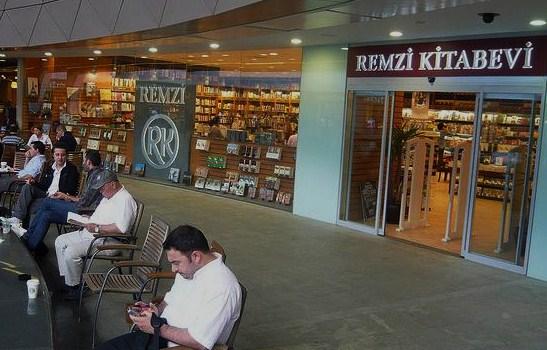 Remzi Kitabevi at Kanyon