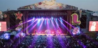Babylon Soundgarden 2014 at Park Orman in Istanbul.