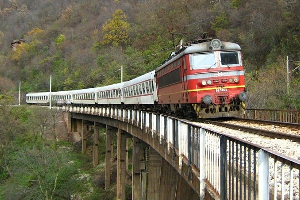 Istanbul To Sofia Train Ride Cigarette Smuggling And Bribery On The