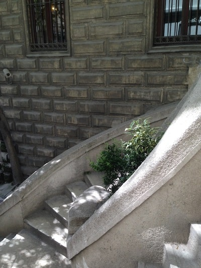 Camondo stairs in Istanbul