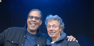 Chick Corea and Stanley Clarke