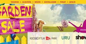 Garden Sale @ Küçükçiftlik Park