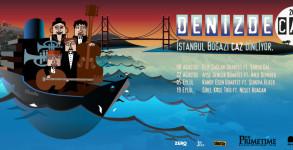 Jazz at Sea with Randy Esen Quartet & Şenova Ülker @ The Primetime Cruise