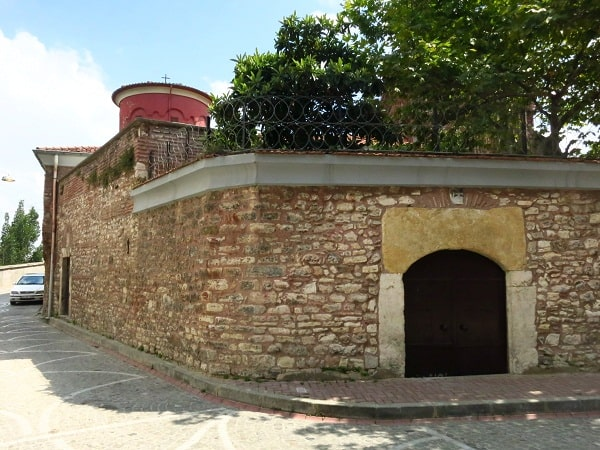 St. Mary of the Mongols: The Last Byzantine Church