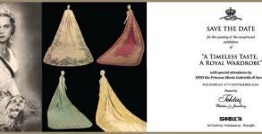 """A Timeless Taste, A Royal Wardrobe"" @ Istanbul'74"