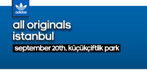 All Originals Istanbul @ KüçükÇiftlik Park