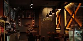 Cupper's in Beşiktaş