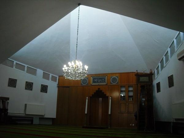 The Kınalıada Mosque exterior (Source: S. Brusadin)