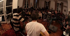 One of the Sofar concerts   in Istanbul (Source: Sofar Sounds Istanbul)