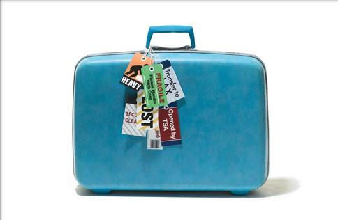 luggage delayed