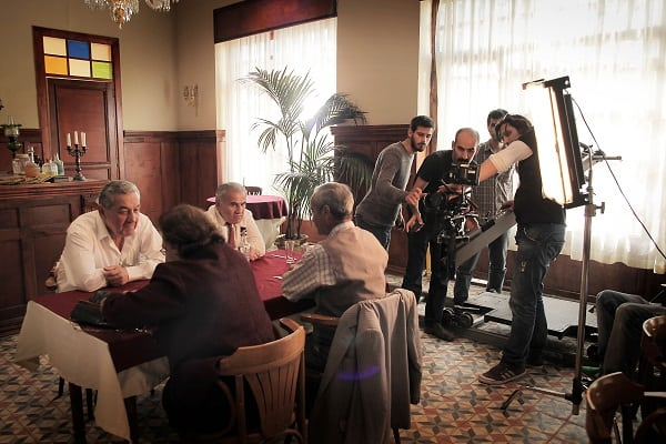 Shooting Meyhane: A House for My Grandpa (2014)