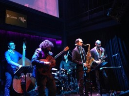 charlie parker tribute night at salon iksv