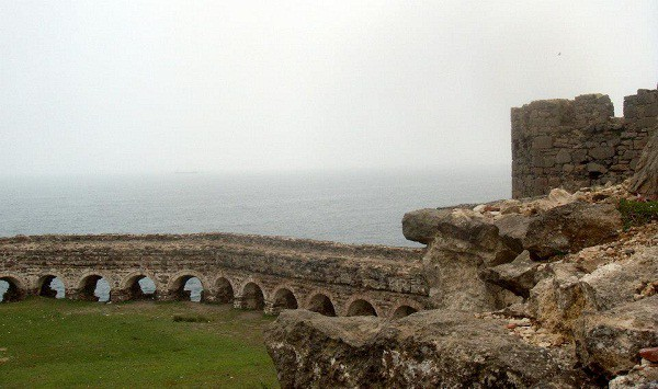 The Rumeli Feneri castle (Source: S. Juptner)