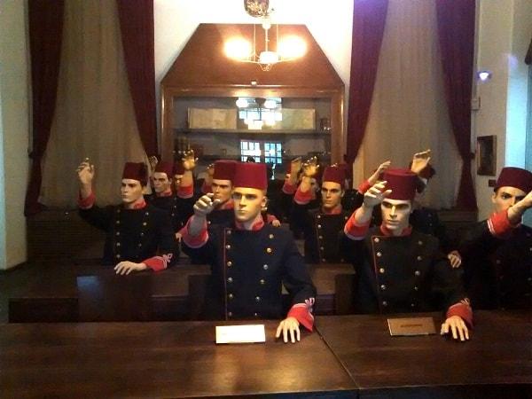 istanbul military museum