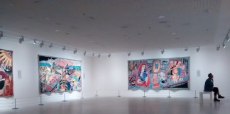 grayson perry pera exhibit floor