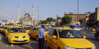 Istanbul Taxis