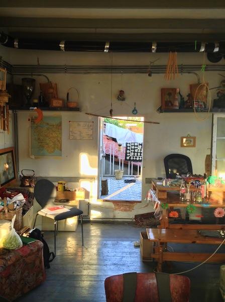 Banu Uğural studio
