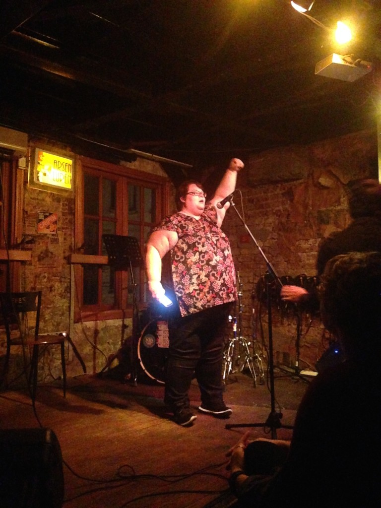 spoken word lisa