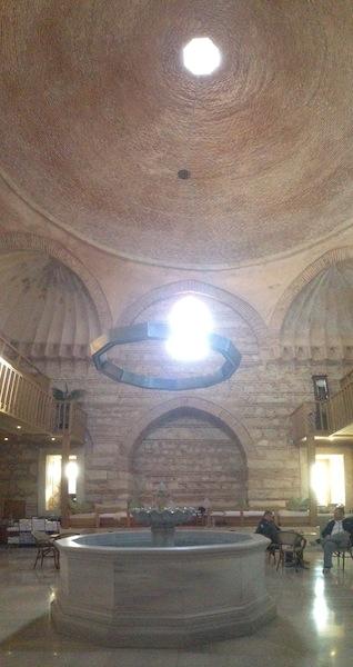 kilic ali pasa hamam dome