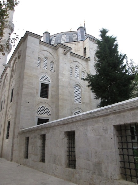 üsküdar quiet mosque