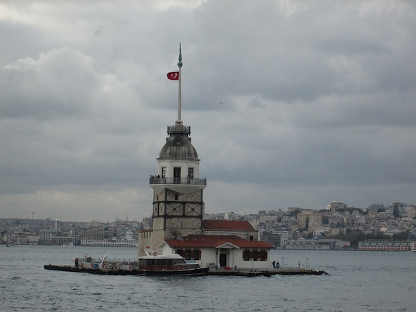 üsküdar maiden's tower