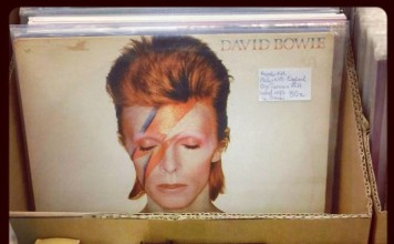david bowie record