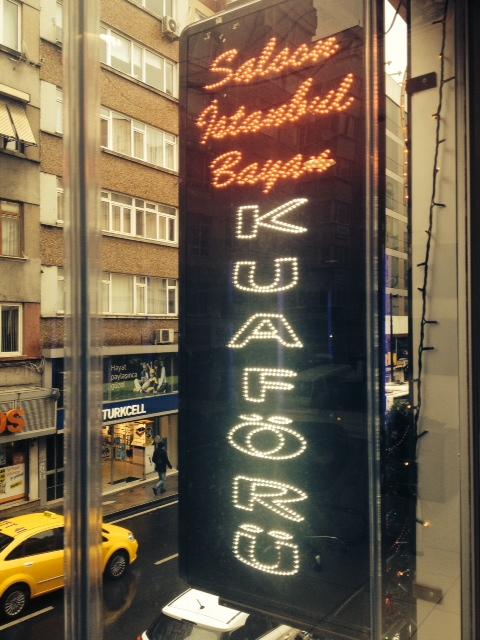 saloon istanbul