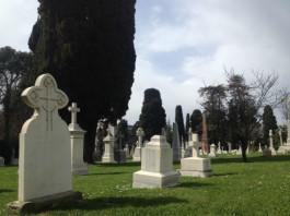 haydarpaşa cemetery