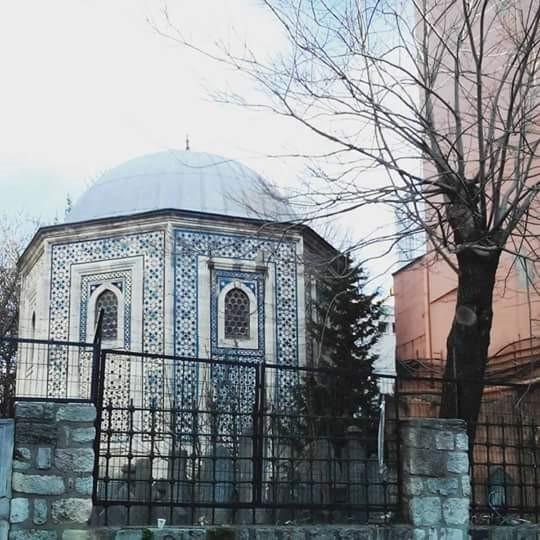 Mahmut Pasha Turbe