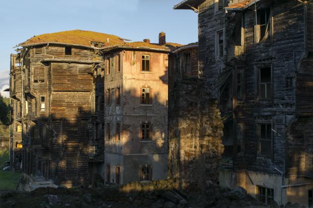 Büyükada's Greek Orphanage