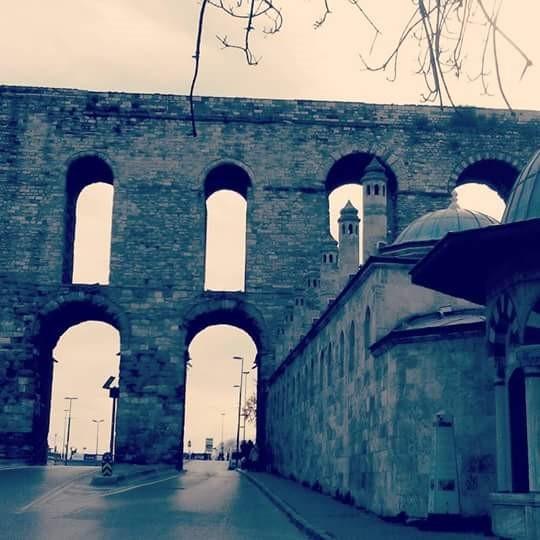 RRoman Aquaduct of Valens