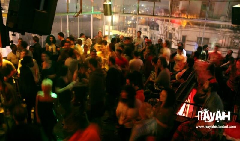 Nayah Terrace Bar - Istanbul
