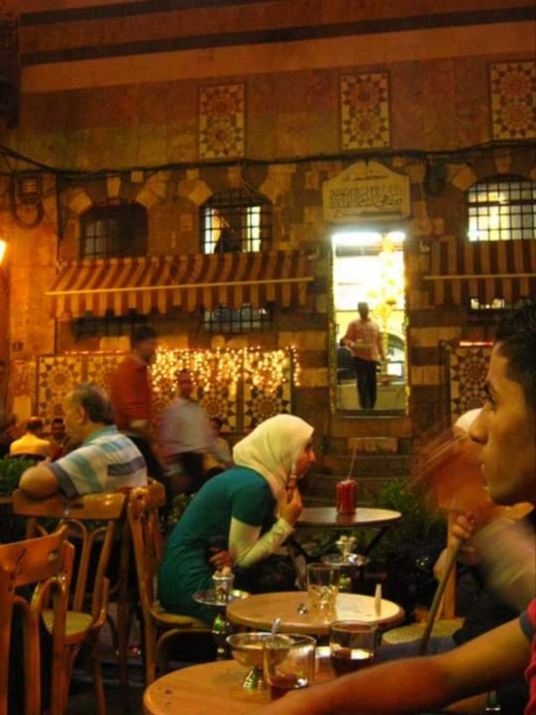 discovering syria in istanbul