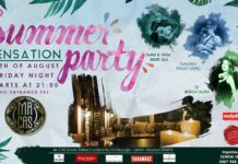 Summer Sensation Party