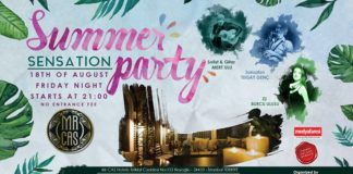 Summer Sensation Party