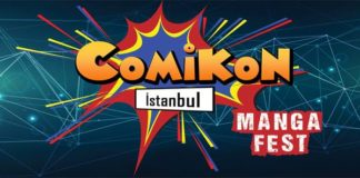 Comikon Istanbul