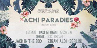 ach! paradies