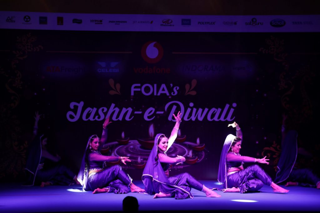 Diwali in Istanbul