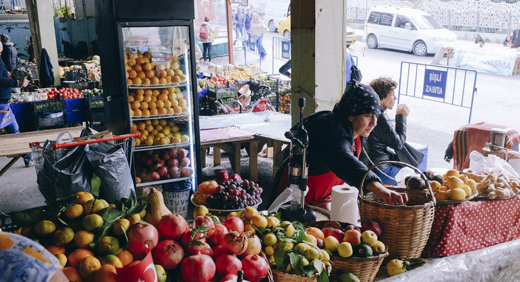 Street Market Smarts: Bomonti Organic Market (�i�li %100 Ekolojik Pazar)